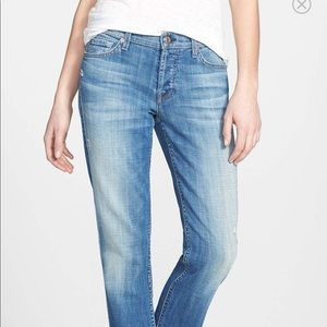 7 for All Mankind Josephine Skinny Boyfriend Jeans